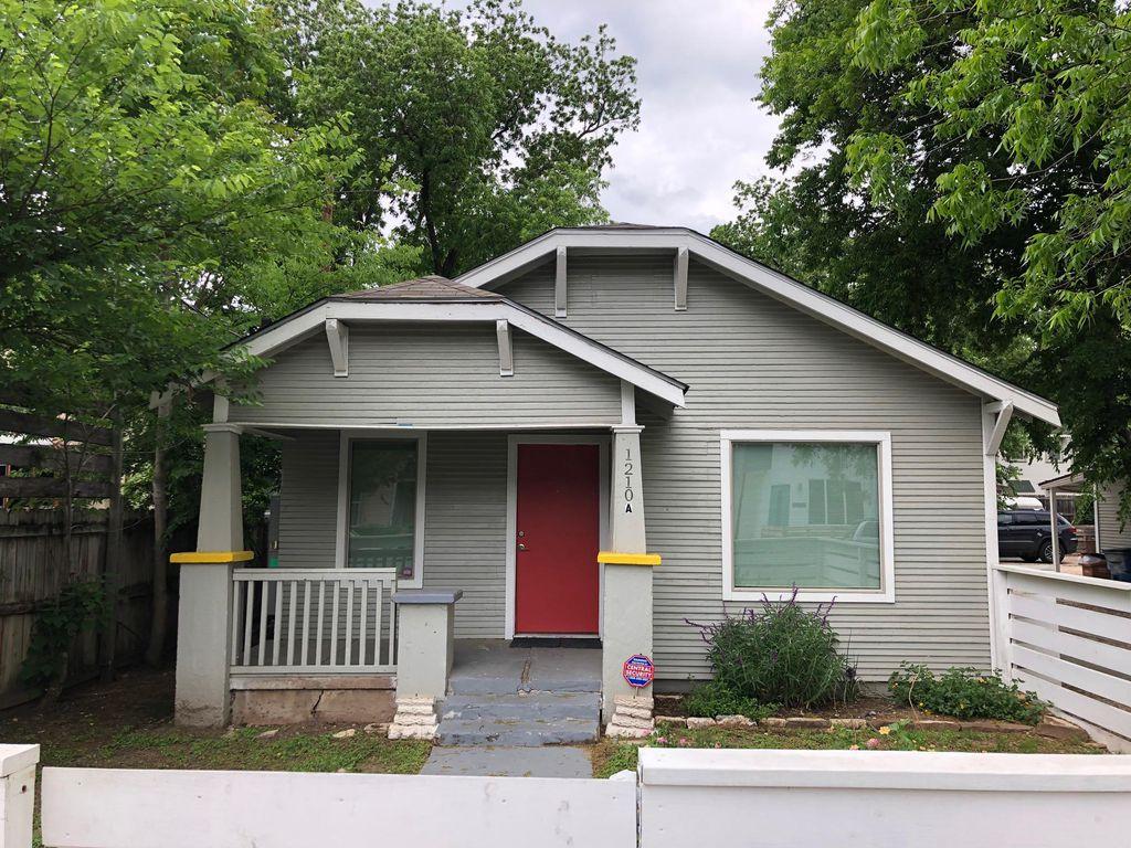 1210 Willow St #A, Austin, TX 78702