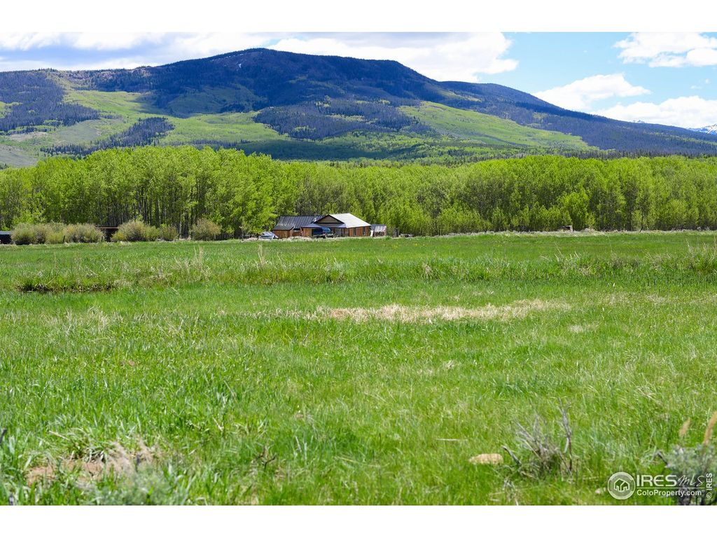 1510 County Road 21, Rand, CO 80473