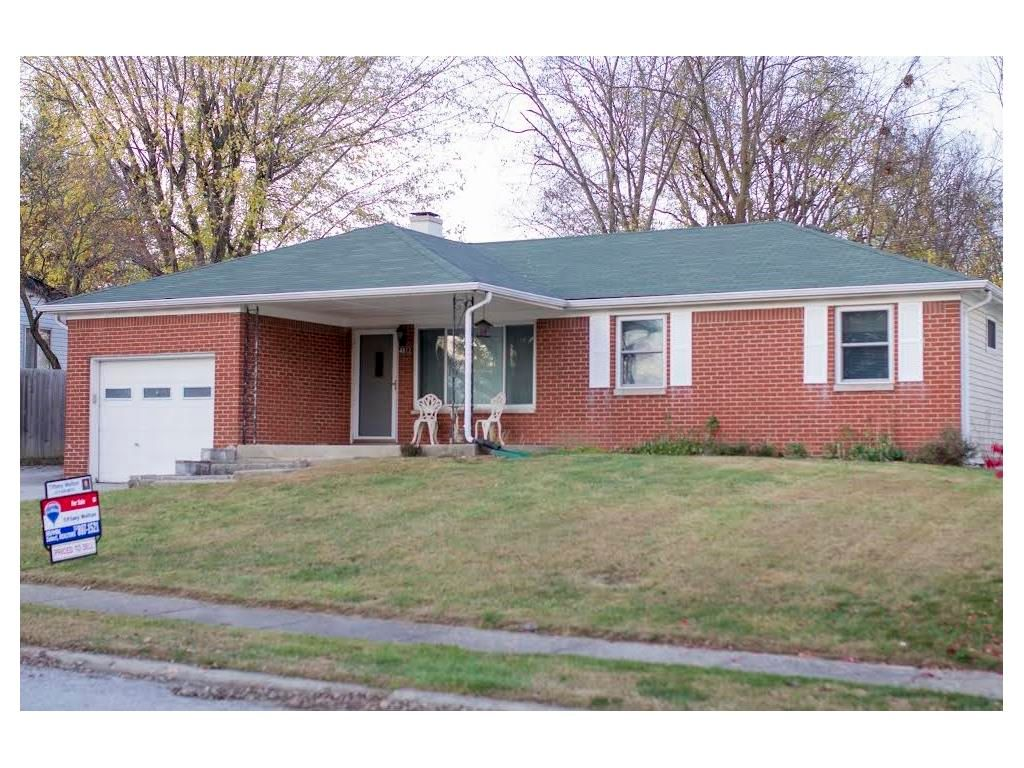 4812 Norcroft Dr, Indianapolis, IN 46221