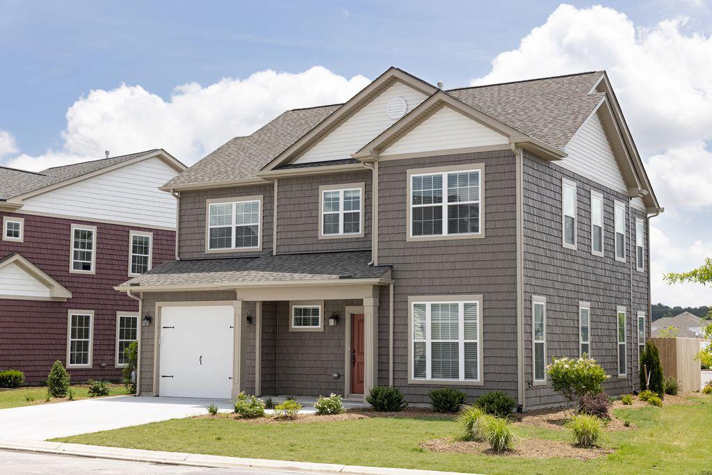 The Galloway Plan in Heritage Homes at Hickory Manor, Chesapeake, VA 23322