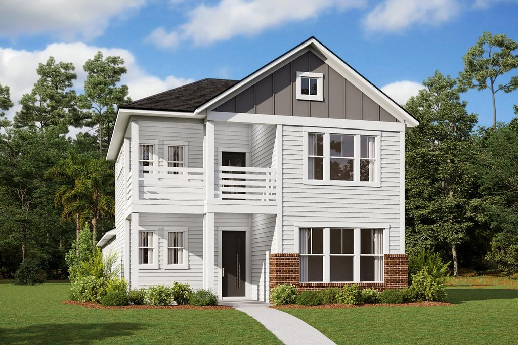 The Clermont Plan in Nocatee - West End, Ponte Vedra, FL 32081