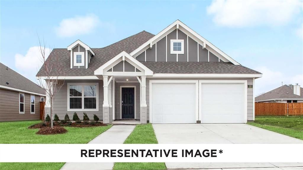 109 Willow Creek Ln, Terrell, TX 75160