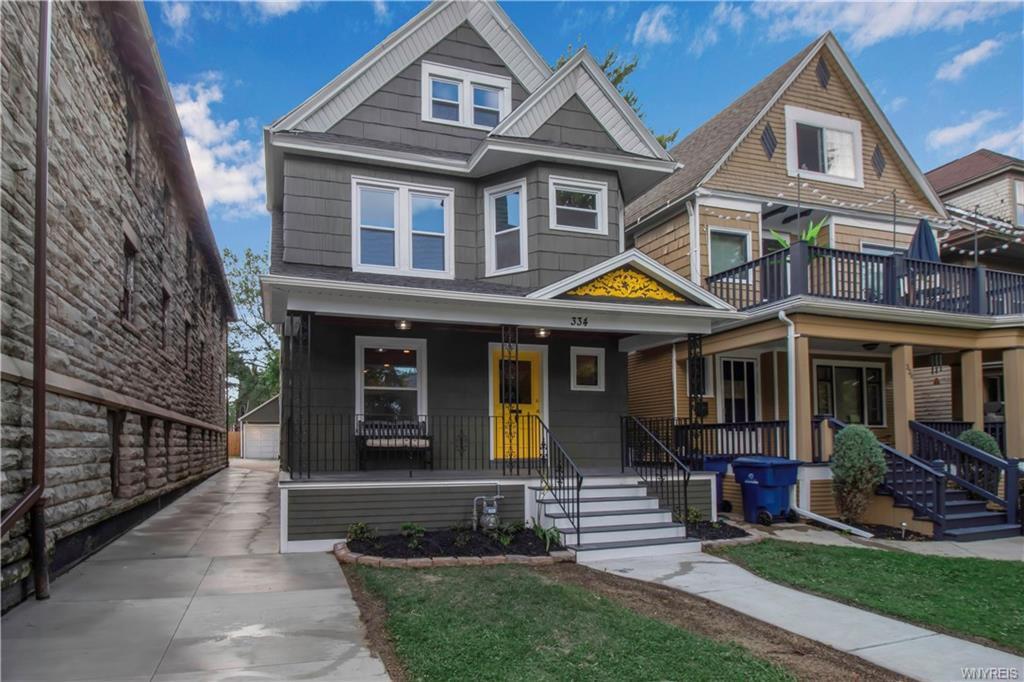 334 Baynes St, Buffalo, NY 14213