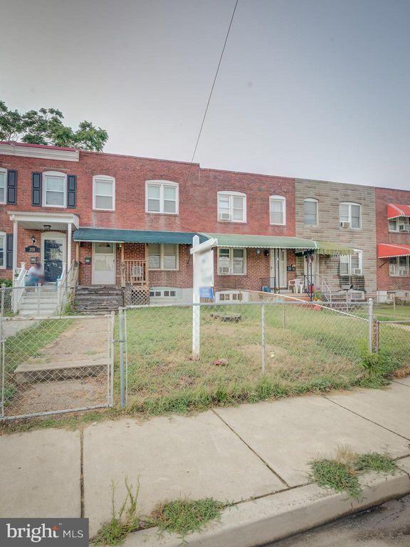 210 E 11th Ave, Brooklyn, MD 21225