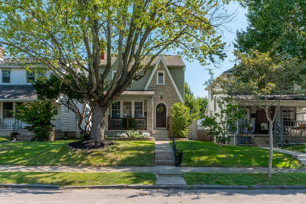 452 Townsend Ave, Columbus, OH 43223