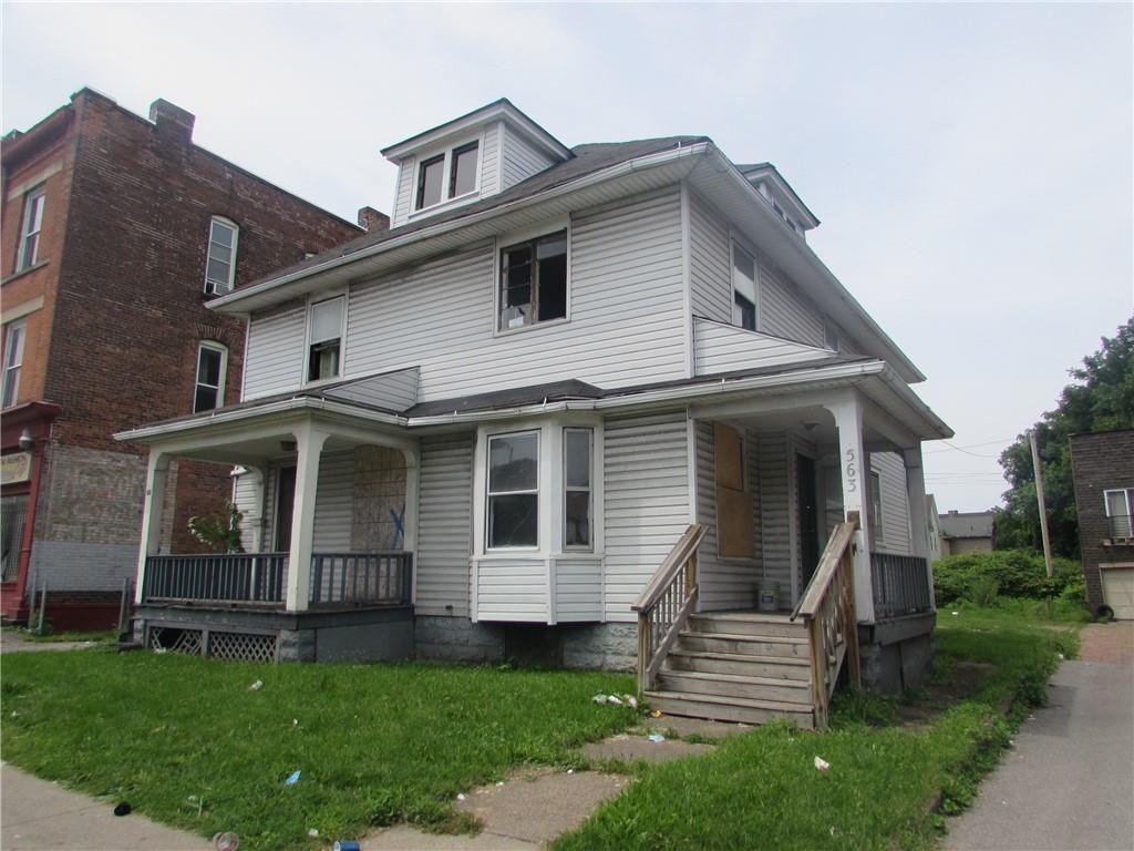 563 N Goodman St, Rochester, NY 14609