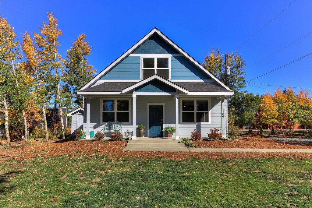 The Cottonwood - Build On Your Land Plan in Oregon Coast Design Center, Lincoln City, OR 97367