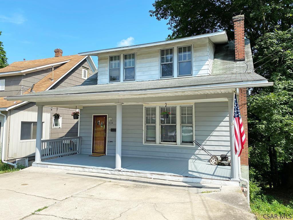 1136 Menoher Blvd, Johnstown, PA 15905