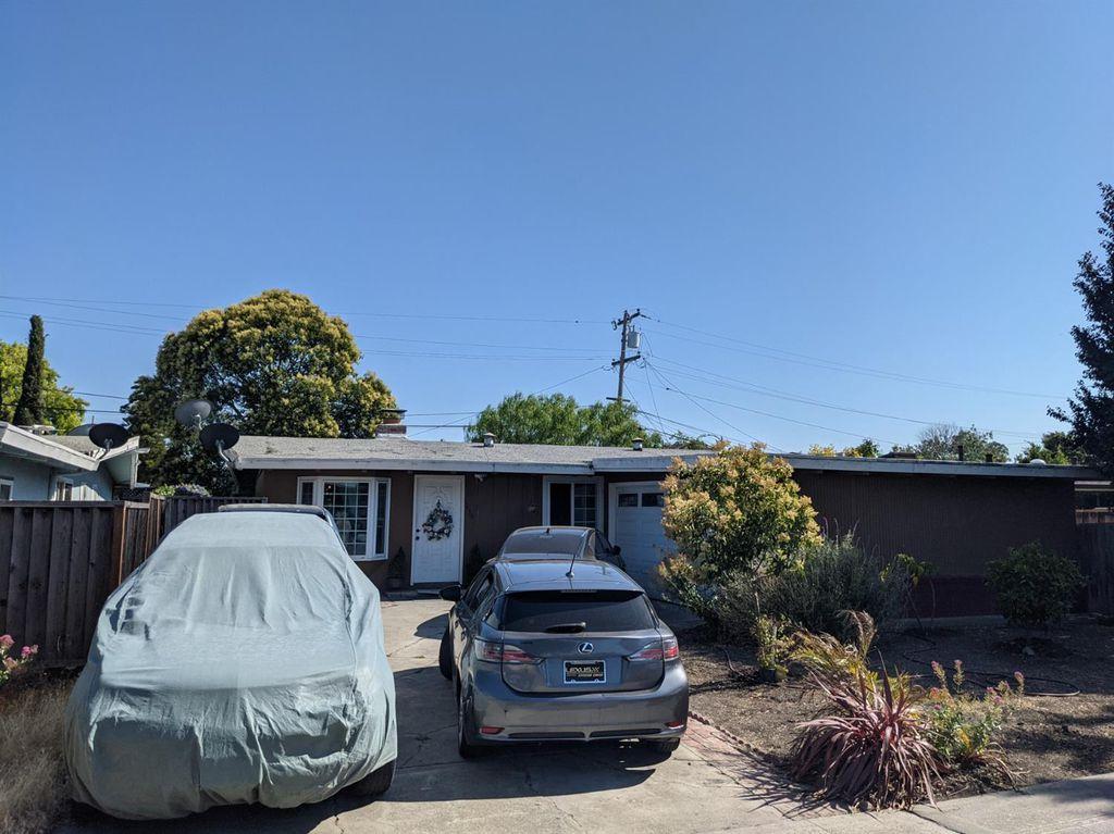1230 Palamos Ave, Sunnyvale, CA 94089