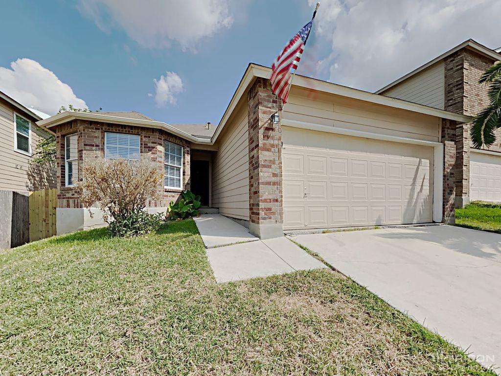 107 Hallie Pass, San Antonio, TX 78227