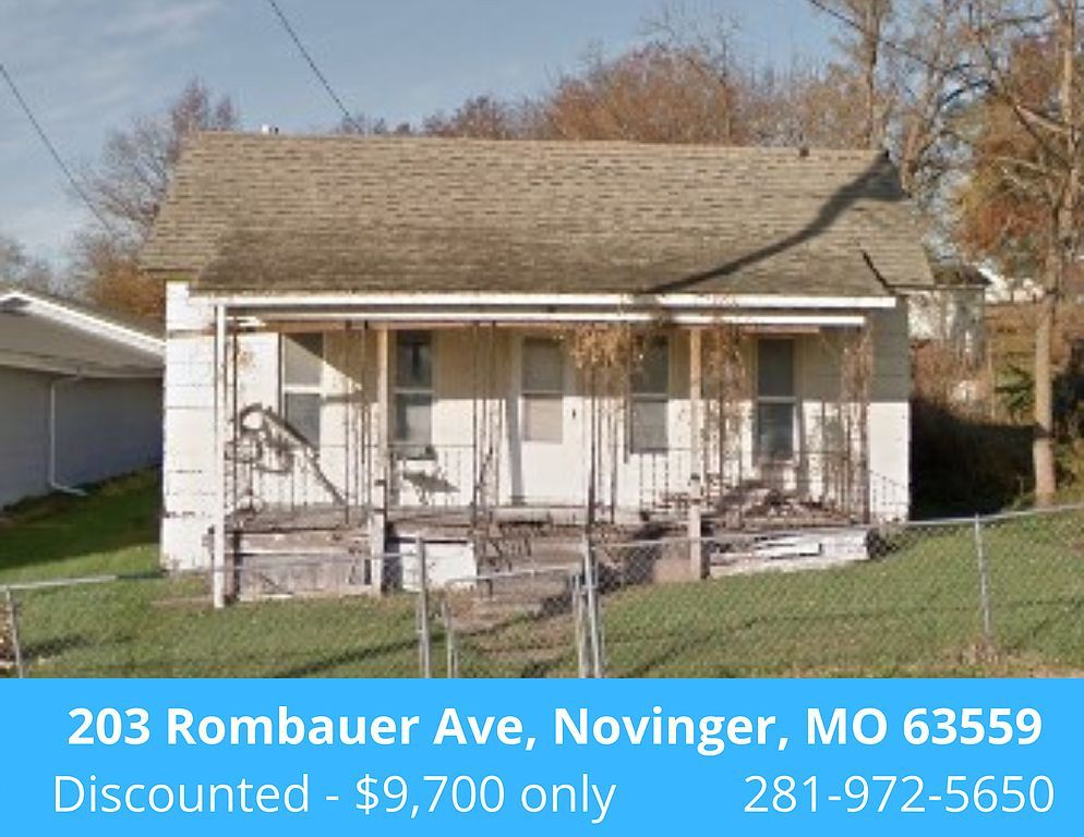 203 Rombauer Ave, Novinger, MO 63559