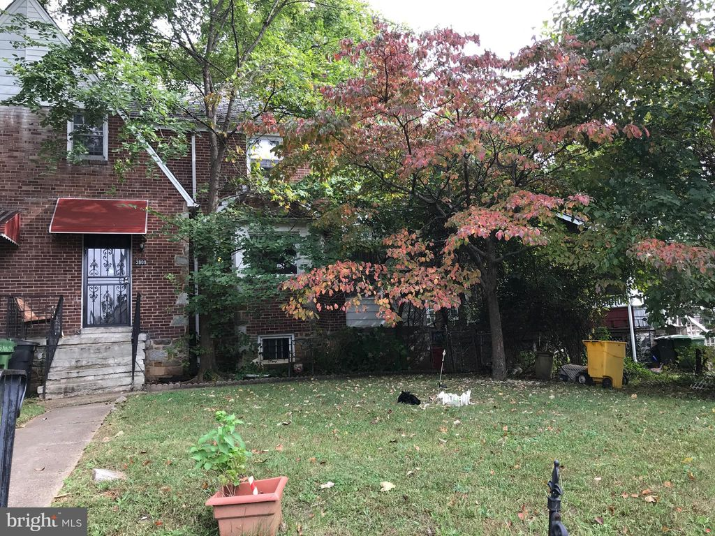 3909 Woodbine Ave, Baltimore, MD 21207