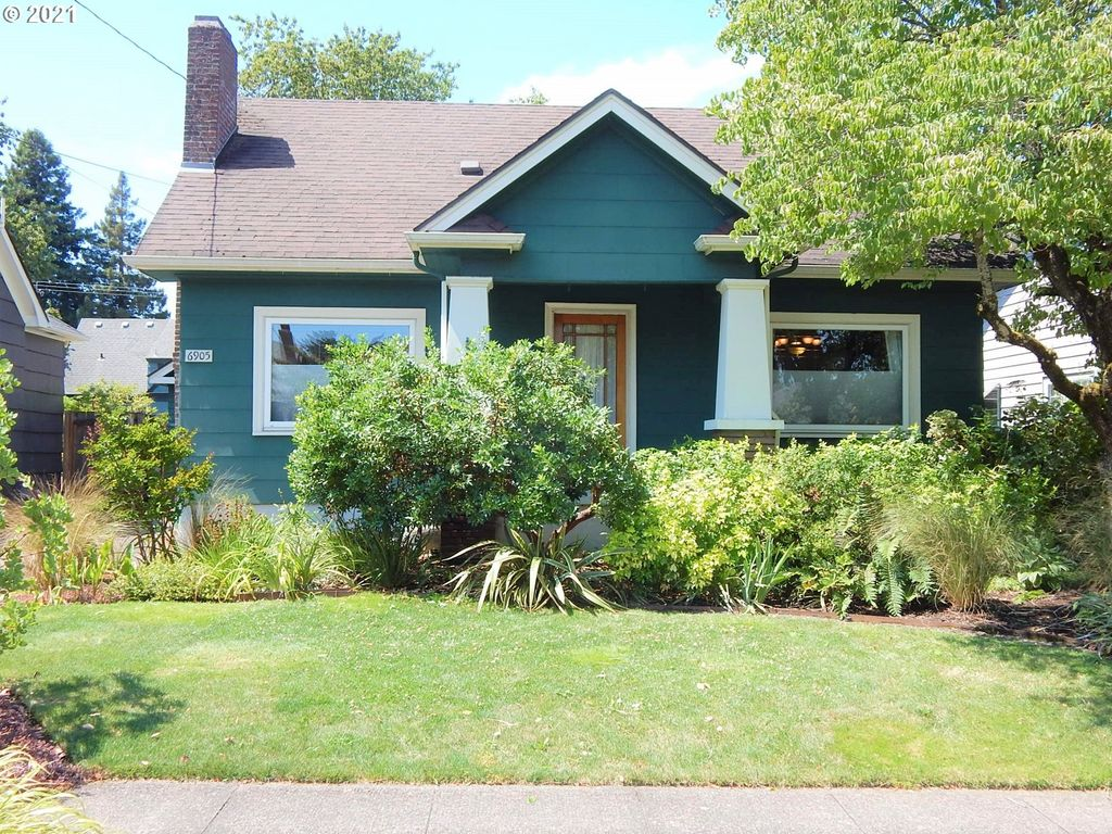 6905 N Campbell Ave, Portland, OR 97217