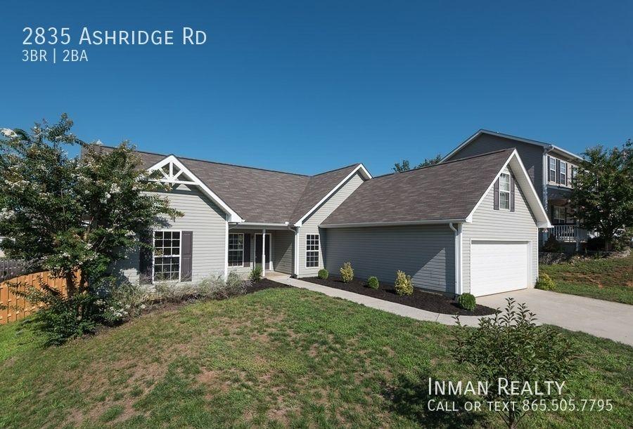 2835 Ashridge Rd, Knoxville, TN 37931