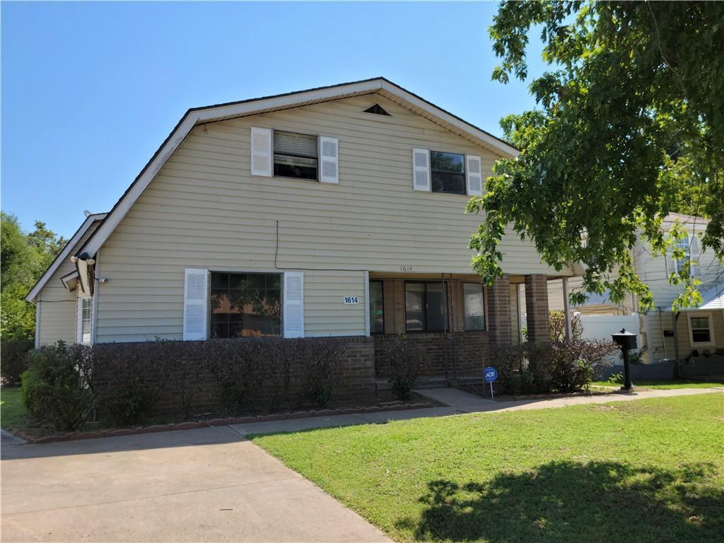 1614 S Mansfield Ave, Del City, OK 73115