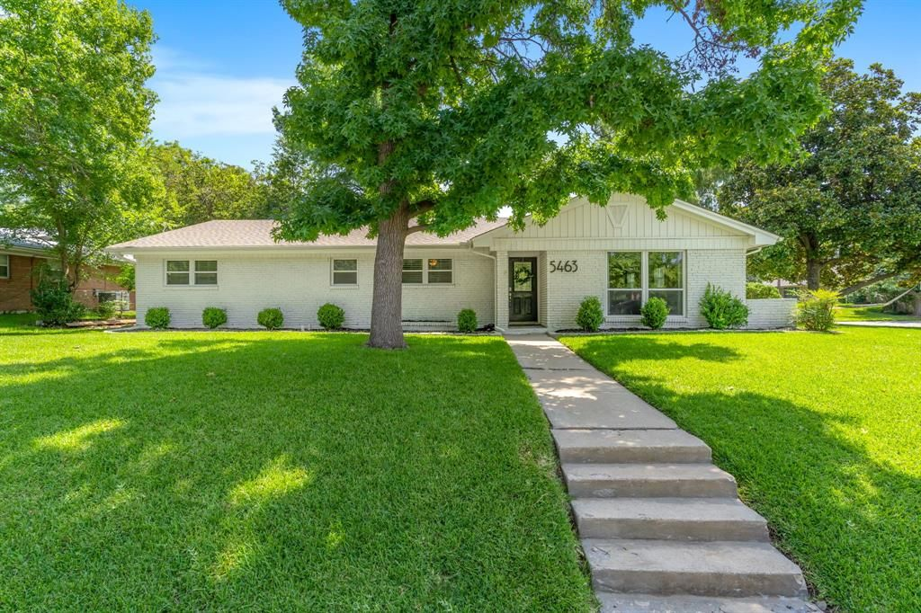 5463 Woodway Dr, Fort Worth, TX 76133