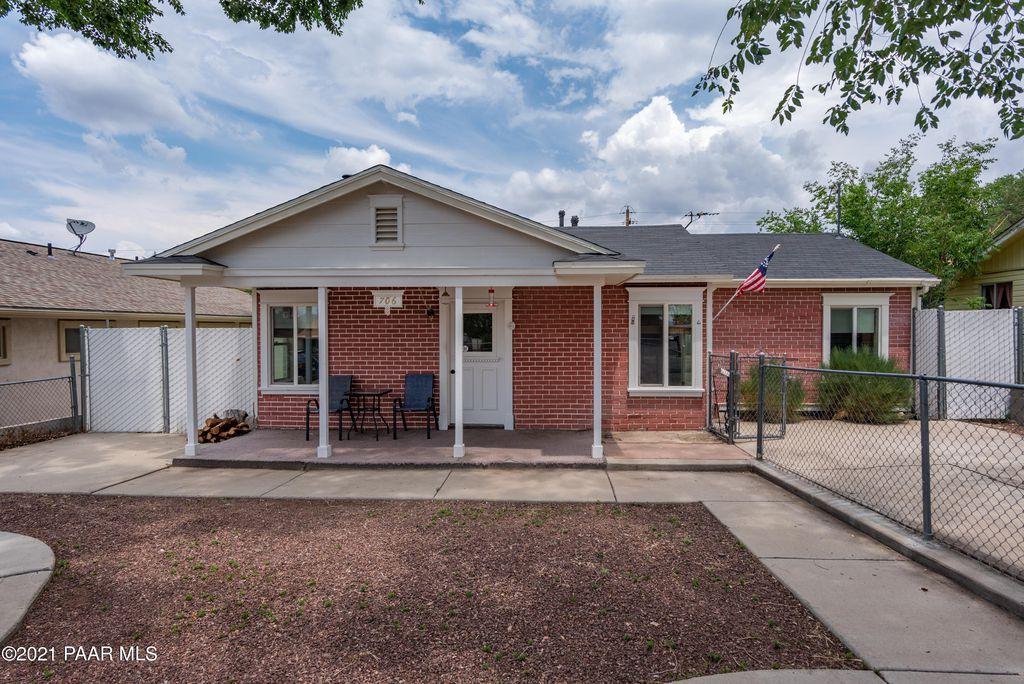 706 Flora St, Prescott, AZ 86301