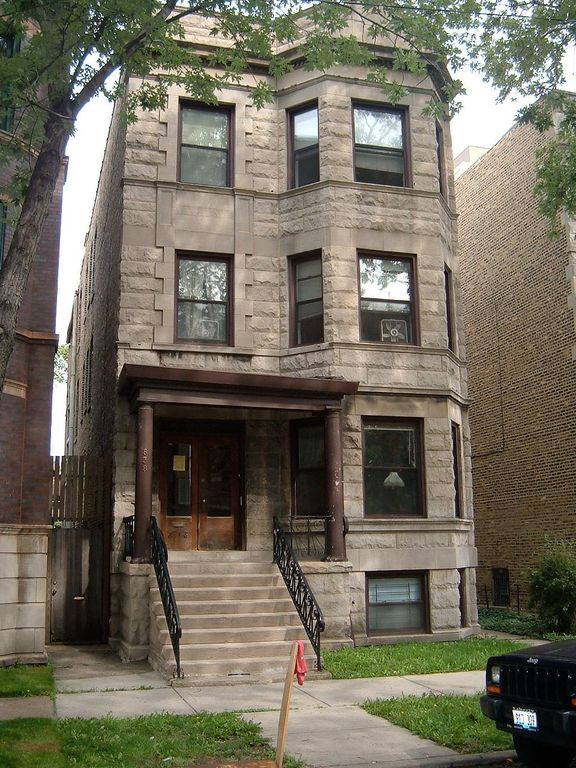 838 W Bradley Pl #1E, Chicago, IL 60613