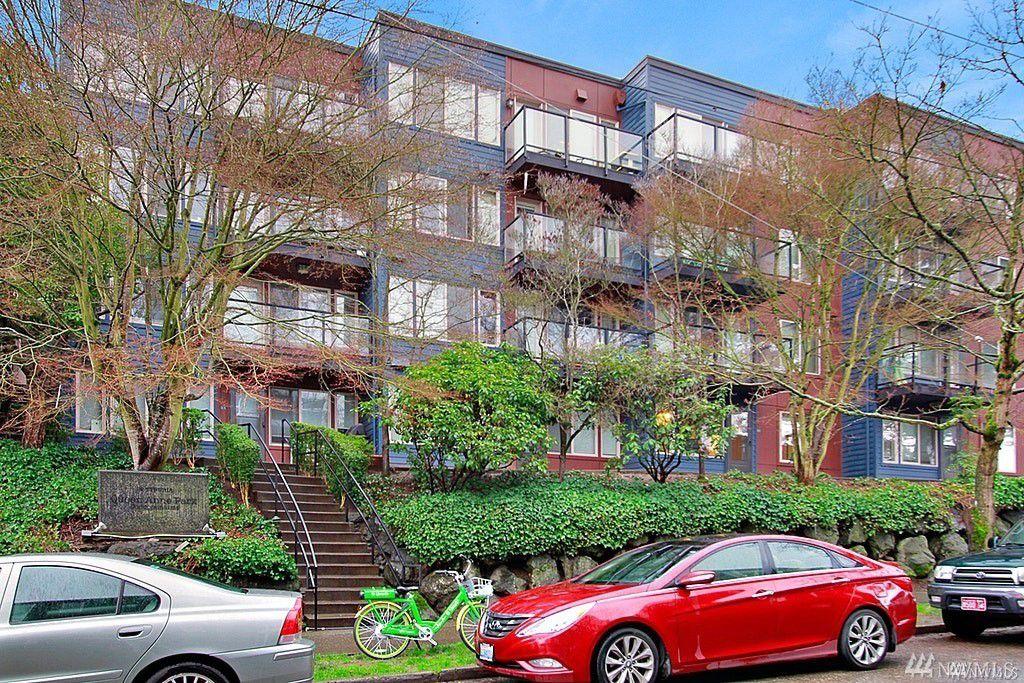 29 Etruria St #408, Seattle, WA 98109