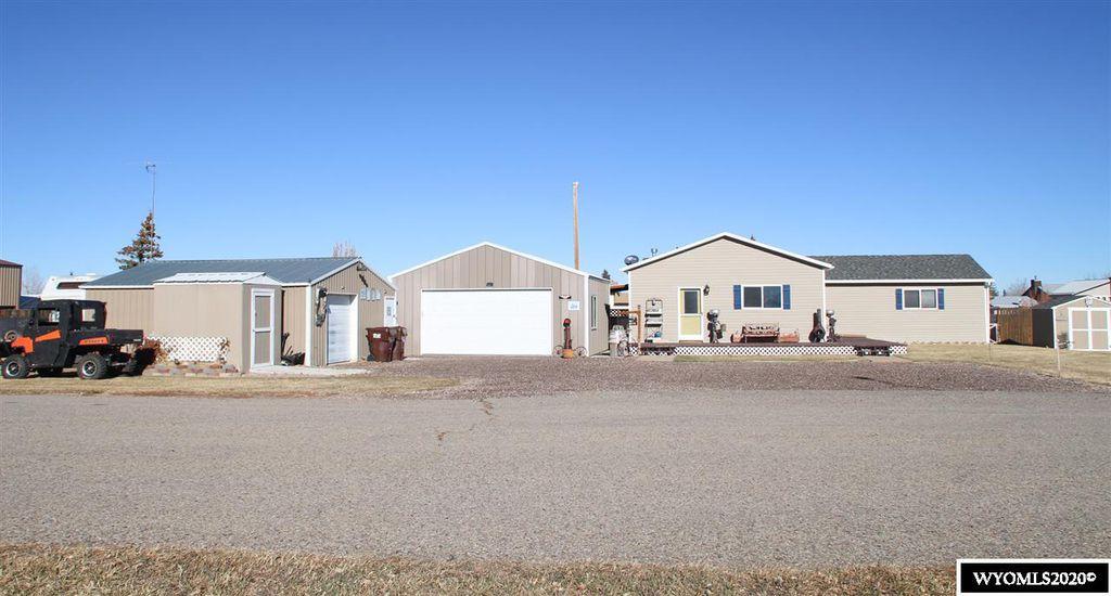 1710 B Ave, Lyman, WY 82937