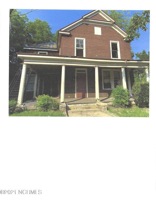 210 Vance St NE, Wilson, NC 27893