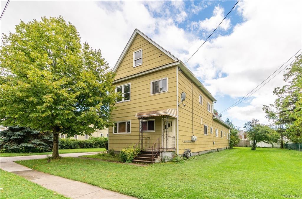 23 Prospect Pl, Buffalo, NY 14218