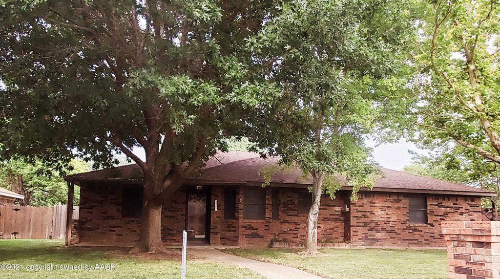 8309 Ranier Dr, Amarillo, TX 79110