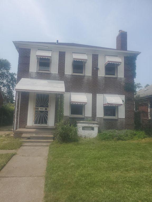 15371 Mansfield St, Detroit, MI 48227