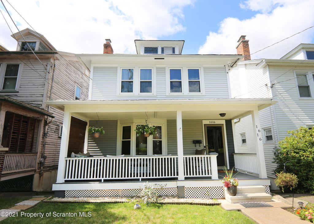 1616 Pine St, Scranton, PA 18510