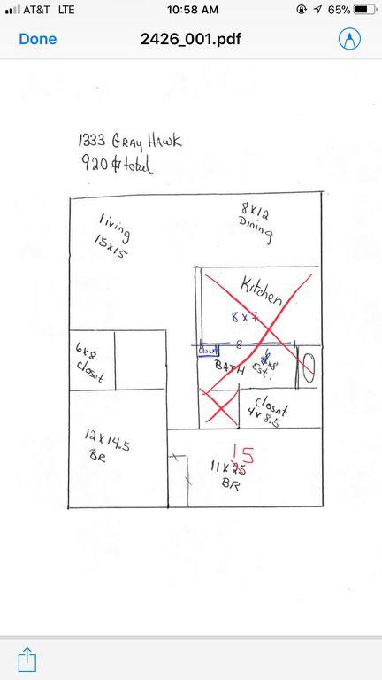 1333 Gray Hawk Rd, Lexington, KY 40502
