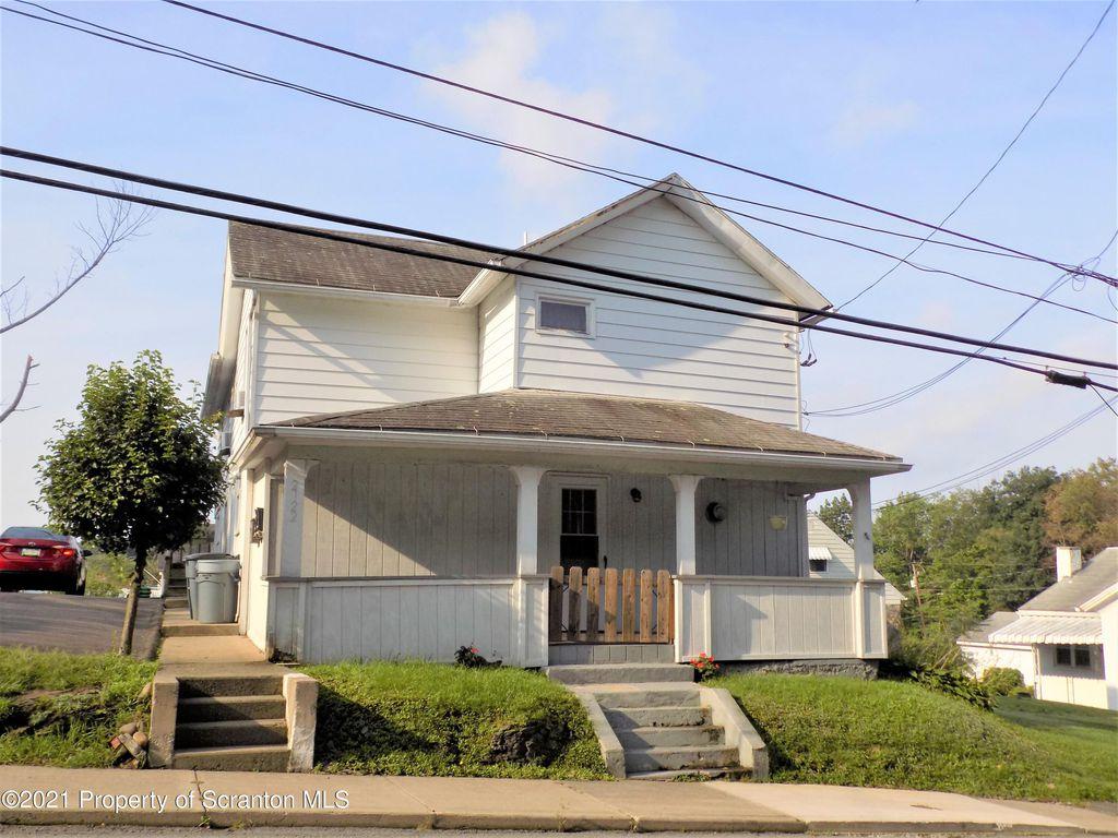 2122 Ash St, Scranton, PA 18510