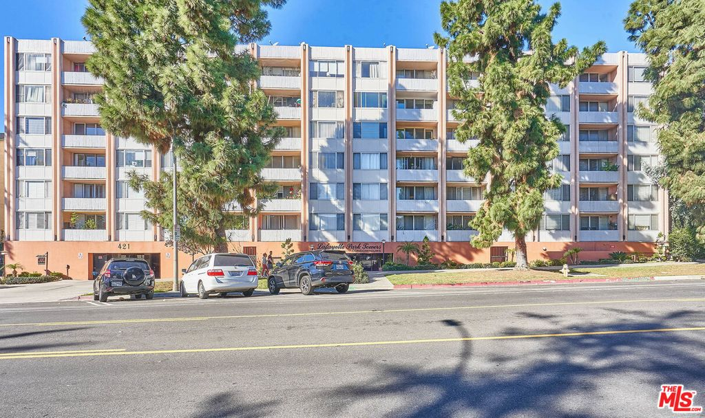 421 S La Fayette Park Pl #607, Los Angeles, CA 90057