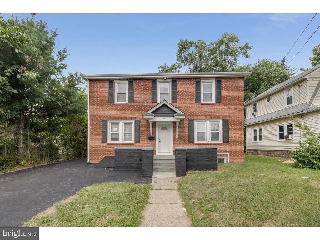 18 Moore Ave, Cherry Hill, NJ 08034