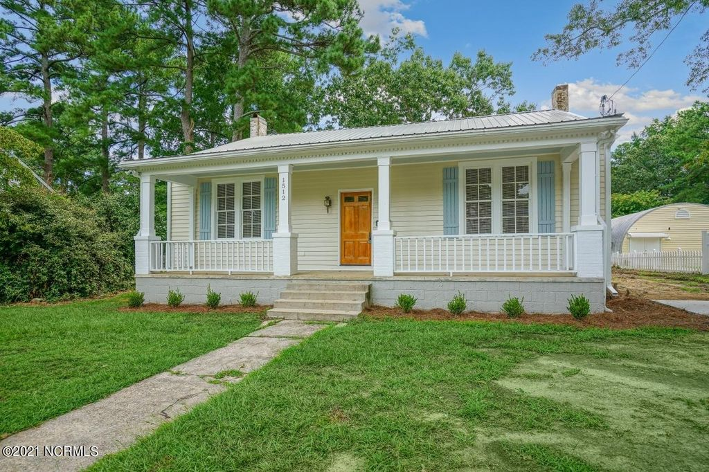 1512 Anderson St NW, Wilson, NC 27893