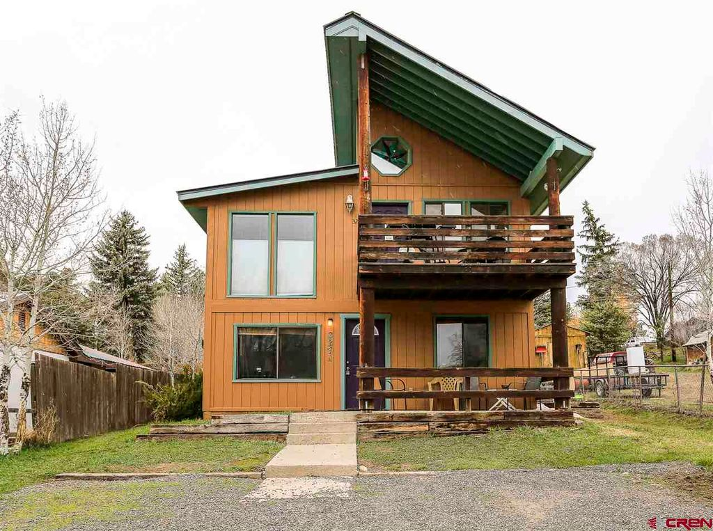 327 S 9th St, Pagosa Springs, CO 81147