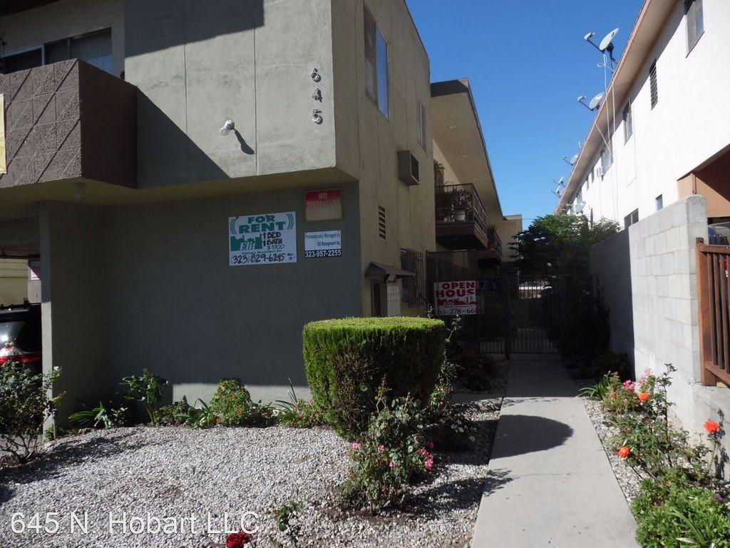 645 N Hobart Blvd, Los Angeles, CA 90004