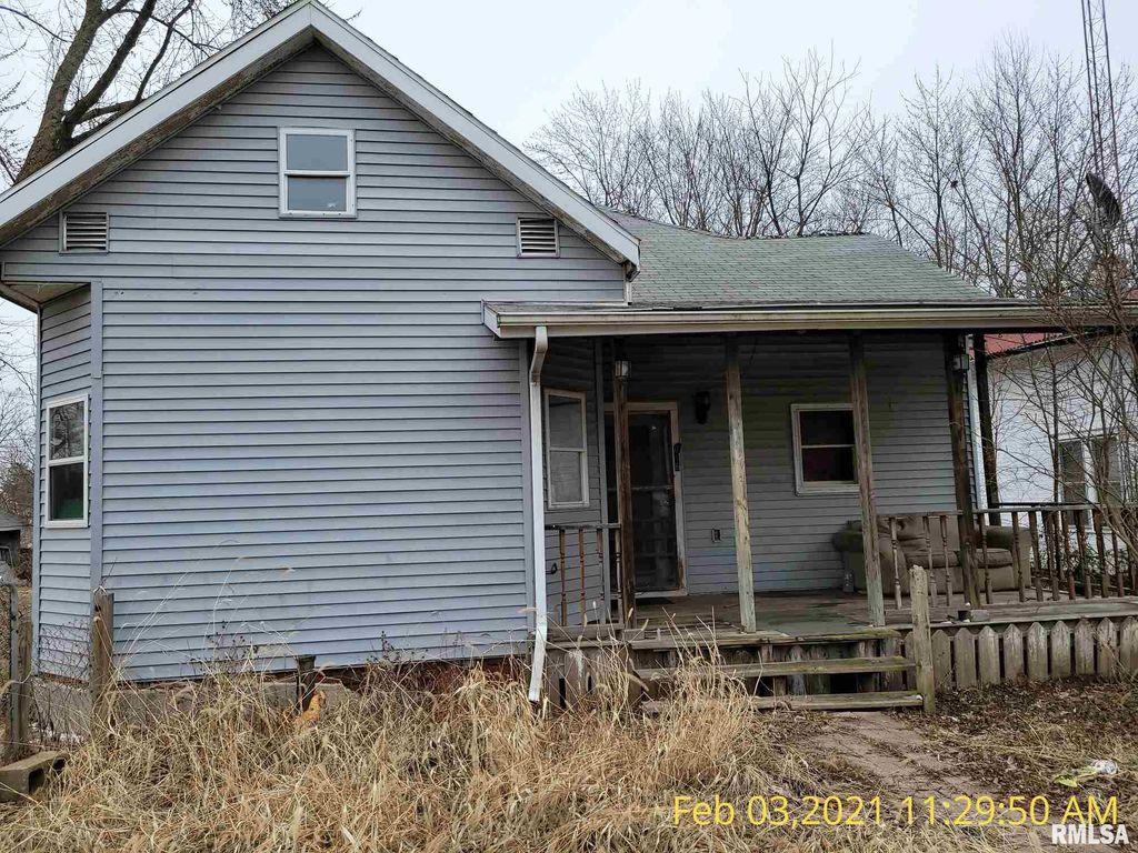 1016 Hackett Ave, Jacksonville, IL 62650