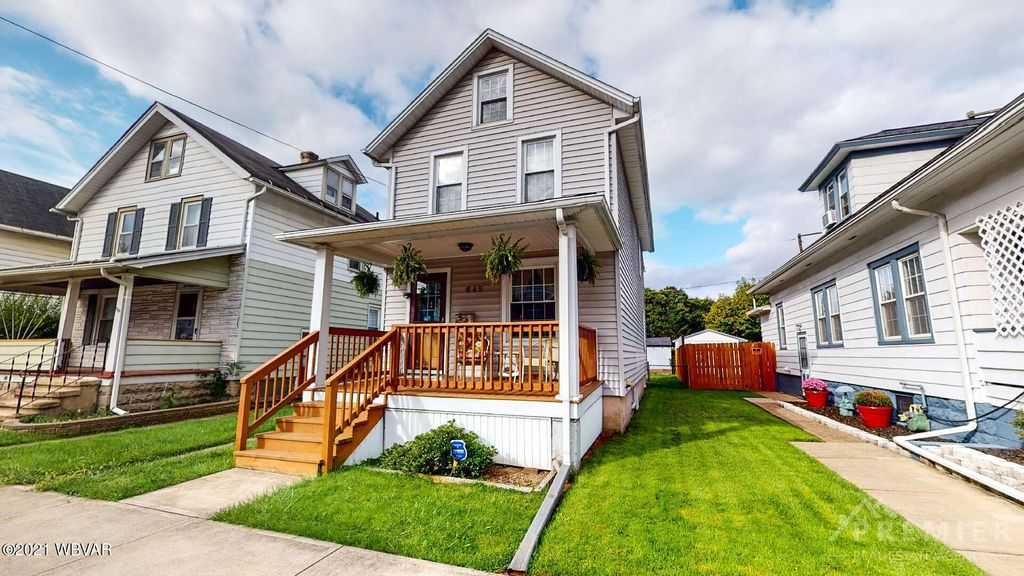 645 3rd Ave, Williamsport, PA 17701
