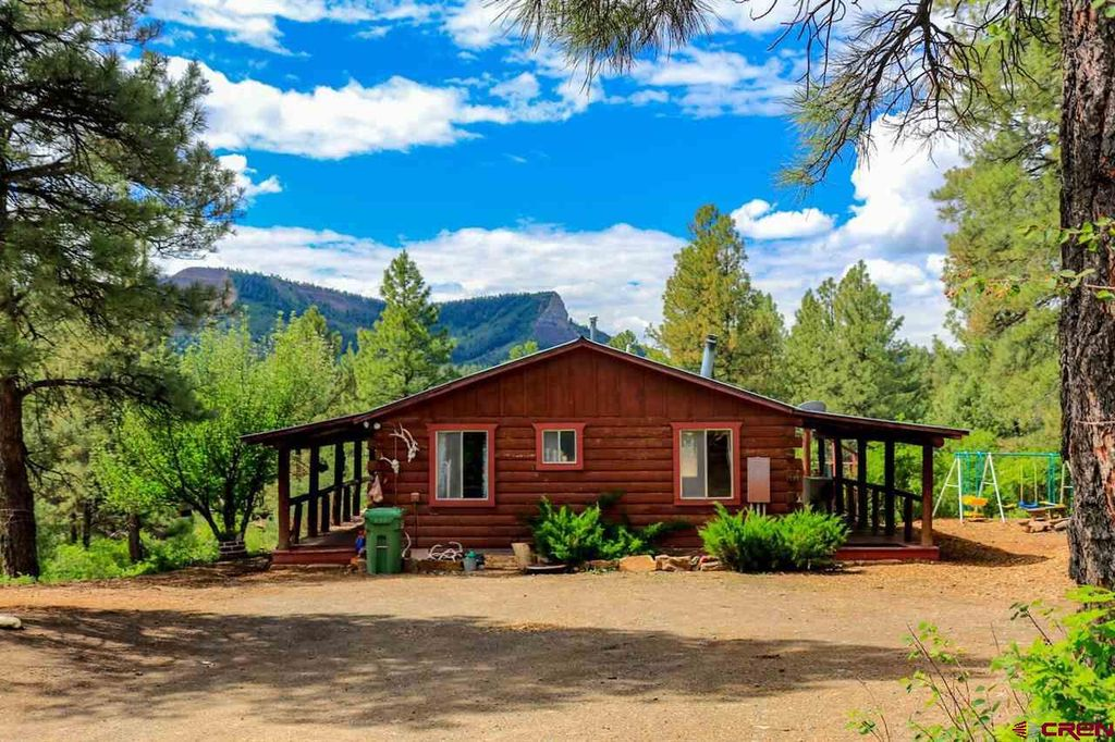 194 Spruce Cir, Pagosa Springs, CO 81147