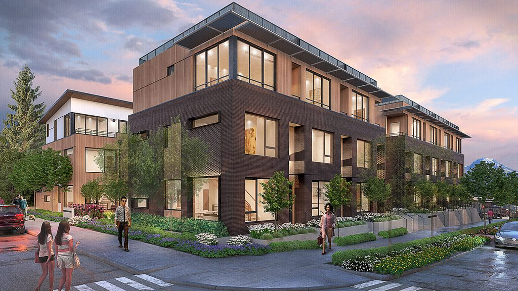 Plan A1 in Winston., Seattle, WA 98115