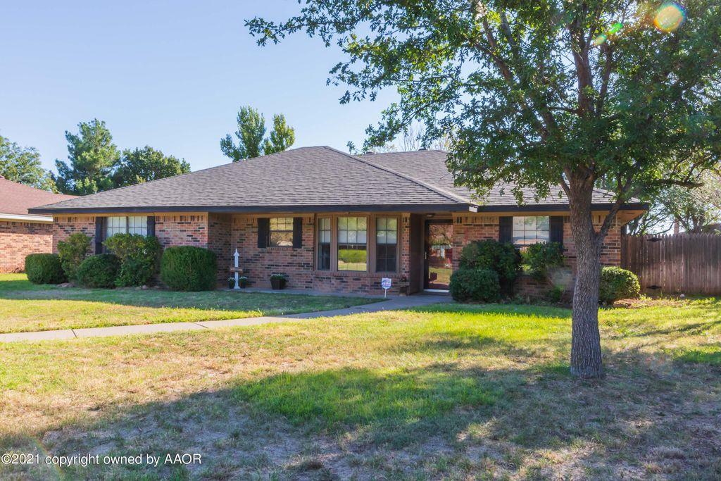 3311 Higgins Pl, Amarillo, TX 79121
