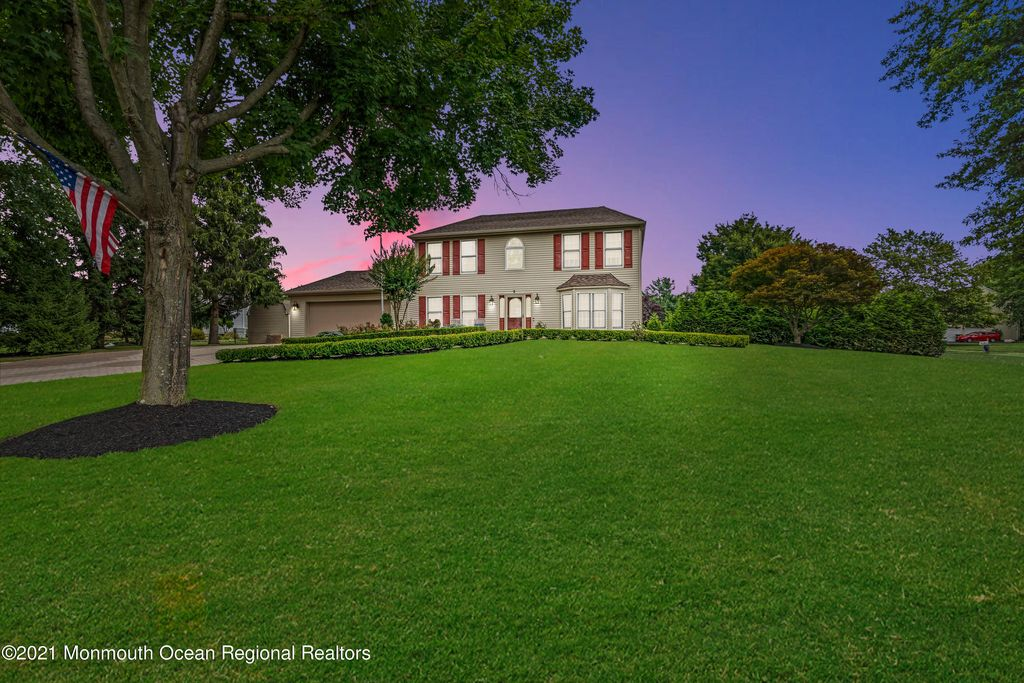 2 Tower Rd, Freehold, NJ 07728