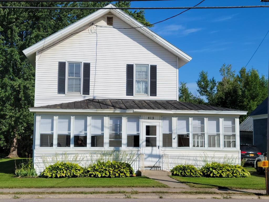 813 State Route 11, Moira, NY 12957