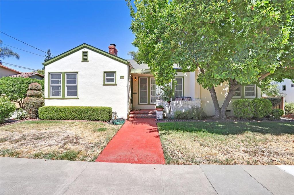 1137 Willow Glen Way, San Jose, CA 95125