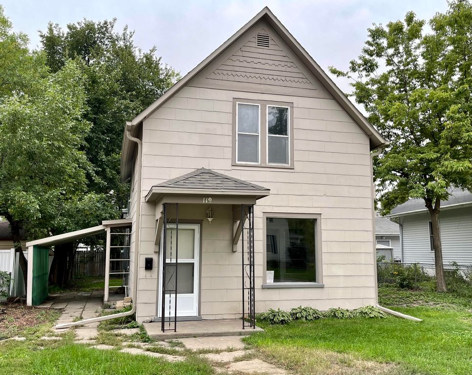 119 10th Ave SW, Aberdeen City, SD 57401