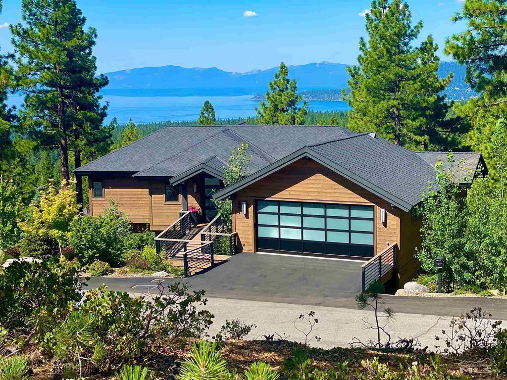 551 Alpine View Dr, Incline Village, NV 89451