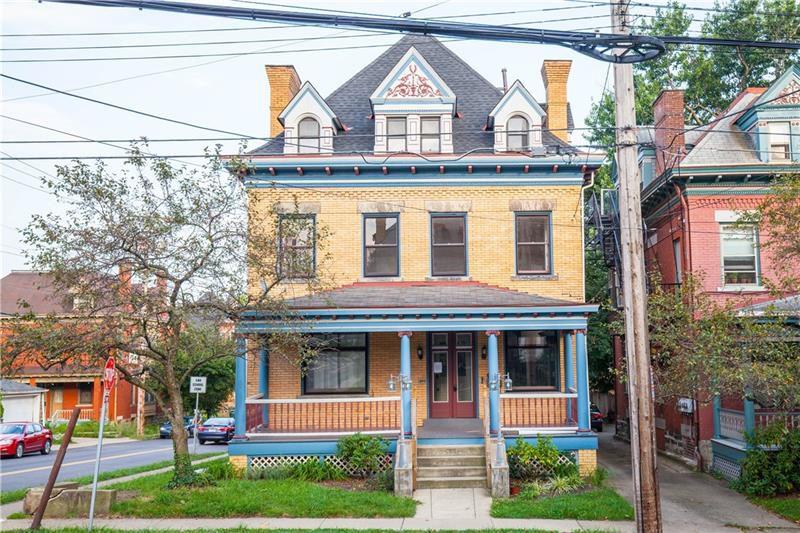 301 S Fairmount St, Pittsburgh, PA 15232