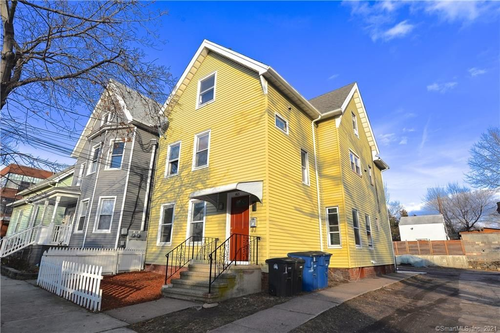 463 Blatchley Ave, New Haven, CT 06513