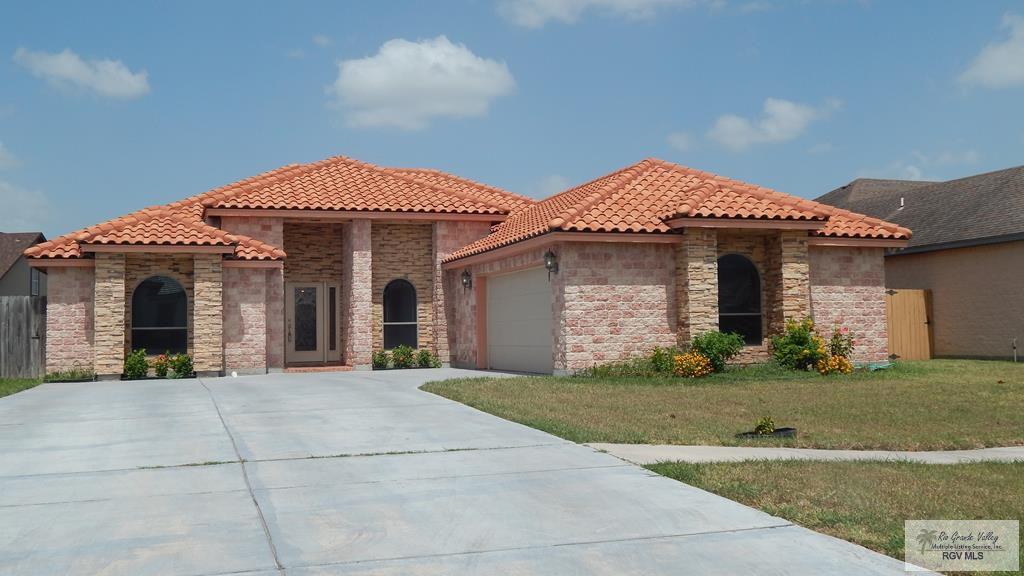 2254 Portofino Blvd, Brownsville, TX 78526