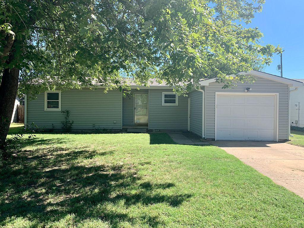 256 N Jane St, Haysville, KS 67060